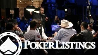 Final Table $10k Stud hi-lo