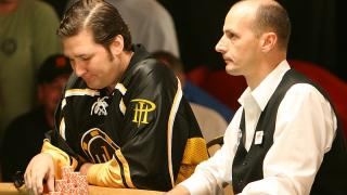 Phil Hellmuth and Dealer