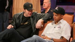 Phil Hellmuth, Phil Ivey