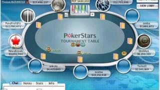 PokerStars Sunday Million, Nov. 30
