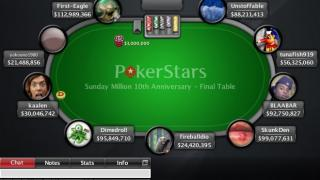 Sunday Million Dec 19