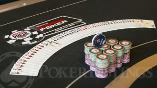 Chips Cards2013 WSOP EuropeEV011K LadiesGiron8JG8239