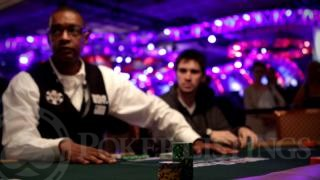 Day 1A of the 2014 WSOP Main Event