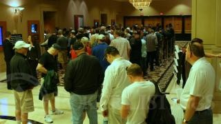 Crowd WSOP