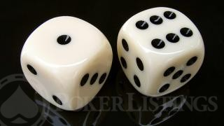 The roll of the dice.