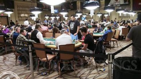 2013 WSOP Main Event