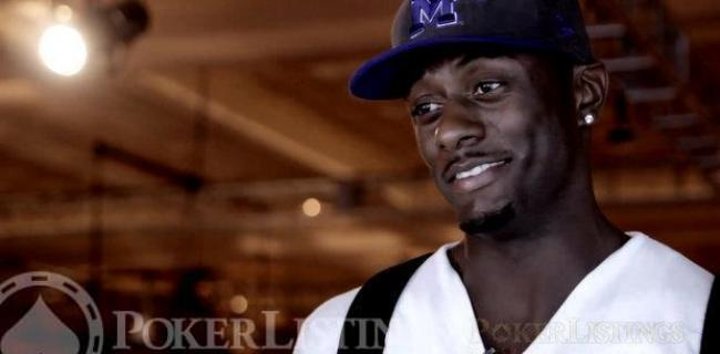 NBA Champion Earl Barron Takes Shot at WSOP (Video)
