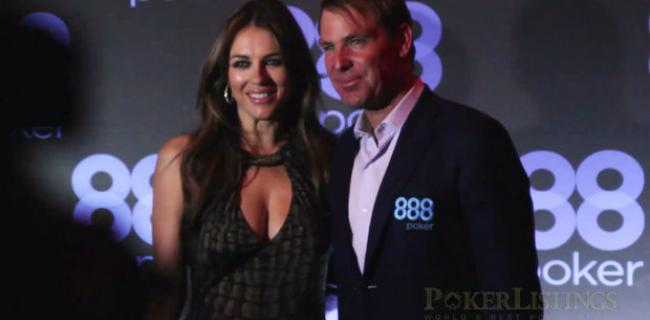 Team 888poker Captain Shane Warne Leads Charge at WSOP (Video)