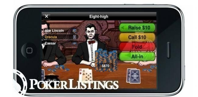 Quick Guide to Poker on the iPhone