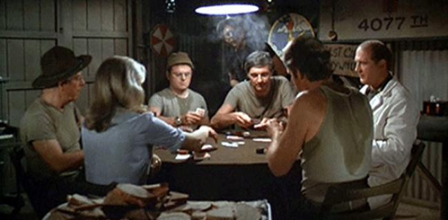 Pop Poker: The History of Poker on M*A*S*H
