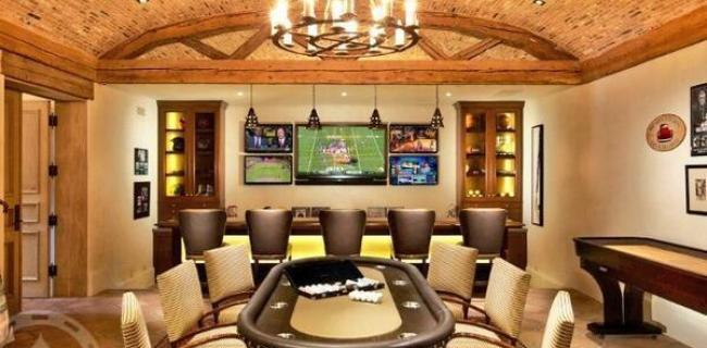 The Ultimate $10 Million Poker Home Game Set-Up