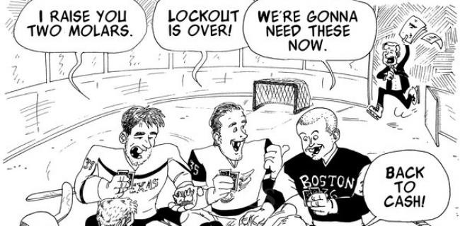 Now That the NHL Lockout is Over