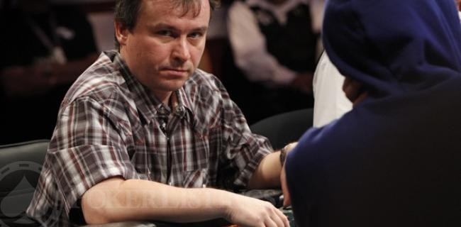 Martin Staszko: 2011 WSOP November Nine