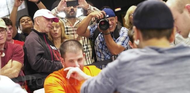 What It Means to Be a Poker Fan at the World Series of Poker