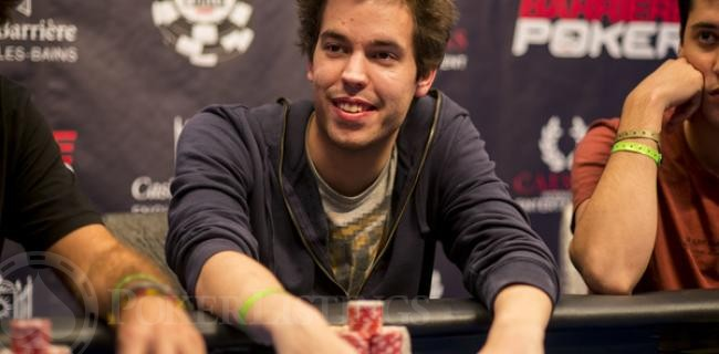 Dominik Nitsche's WSOP Diary: I Like to Play the Amateurs