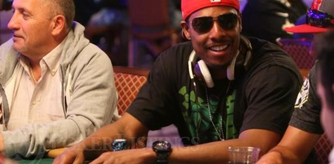 Paul Pierce Rises and Fires Again at $10k WSOP Main Event (Photos)