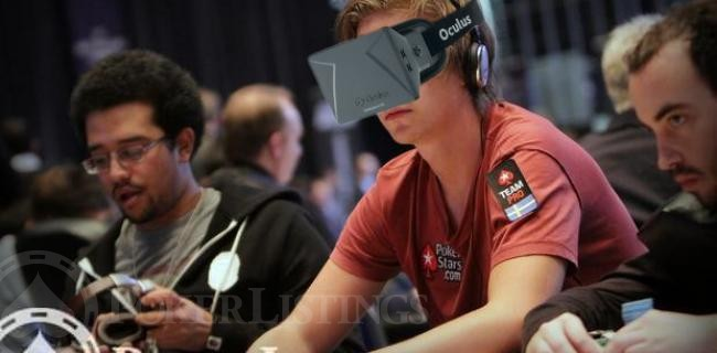 Virtual Reality Poker: Oculus Rift Support Coming?