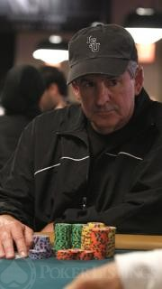 Day 1a Chipleader Fred Berger