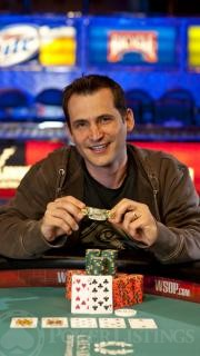 Nick Jivkov WSOP Photo