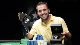 Carter Gill by PokerStars