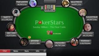 Sunday Million FT 1 8 12