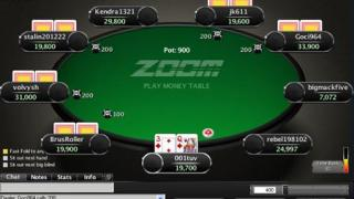 zoom table regular buttons
