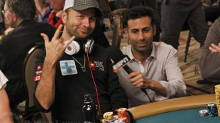 Ali Nejad and Daniel Negreanu