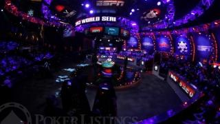 2013 WSOP Main Event Heads Up