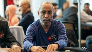 Barry Greenstein2013 WSOP EuropeEV0710K NLH Main EventDay 1BGiron8JG1682