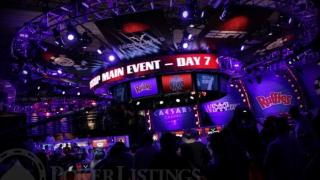 Day 7 WSOP 2013 Main Event 7