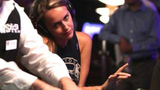 Sexism in poker i know love is a gamble