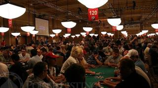 Action at the tables
