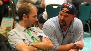 Daniel Negreanu, David Wells