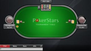 WCOOP 12 215 NL Holdem Heads Up No Late Registration 225K Guaranteed Blinds 3060 Tournament 2011090012 Table 3 1 on 1 982011 121831 PM