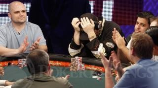 Phil Hellmuth Clams Up