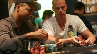 Phil Ivey Patrik Antonius