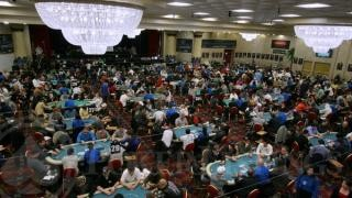 The Commerce tournament room