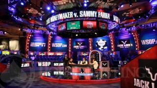Chris Moneymaker vs. Sammy Farha