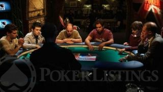NPL U.K. Open final table