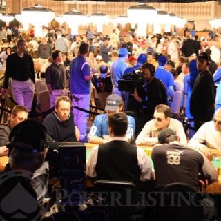 The limit Holdem final table