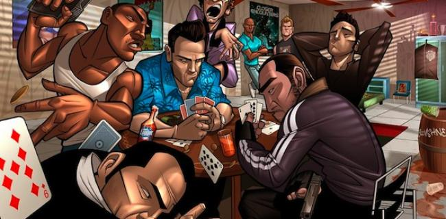 Will Grand Theft Auto 5 Feature Poker?