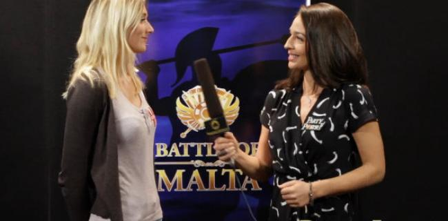 Gaelle Baumann Crushes Battle of Malta Day 1A (Video)