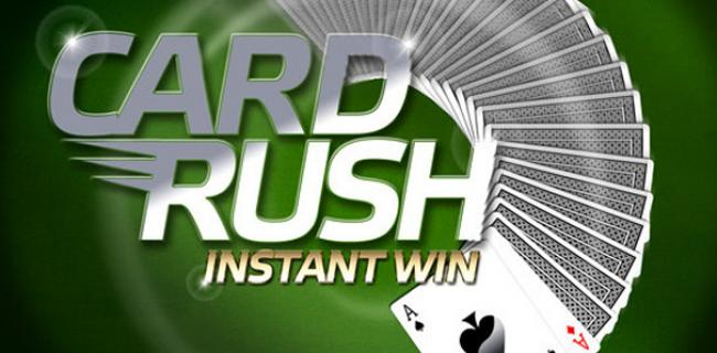 Gimmick of the Week: PartyPoker's Card Rush