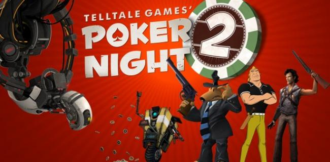 Poker Night 2 is the Best Poker Video Game in Years