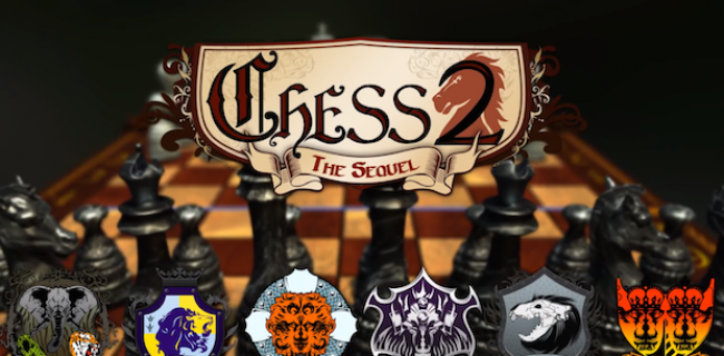 Chess Gets a Poker Makeover in Chess 2: The Sequel