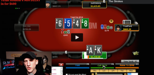 A Quick Guide to the Best Poker Live Streams on Twitch.tv