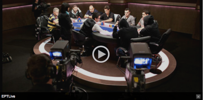 Watch EPT Prague (S11) Main Event Live Stream Right Here!