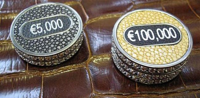 $7.3 Million Poker Chip Set - Why Wait? Get Yours Today