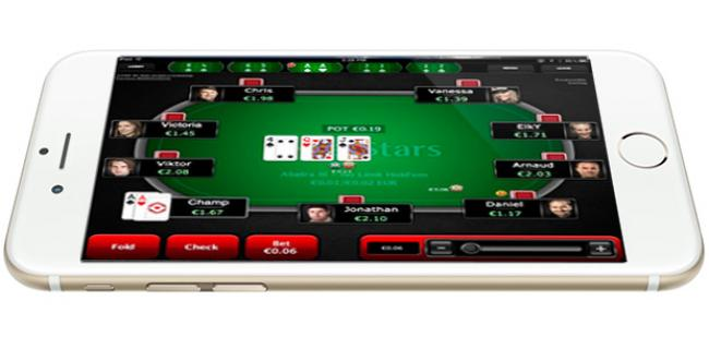 iphone 6 pokerstars