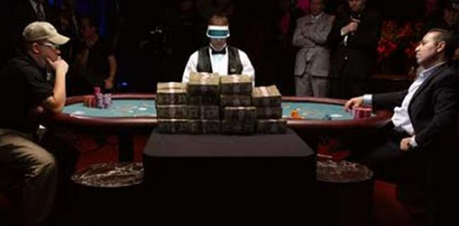 Cast Your Vote for Legendary WSOP Rematch!